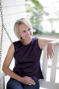 Erika Porch Swing Photo 2013